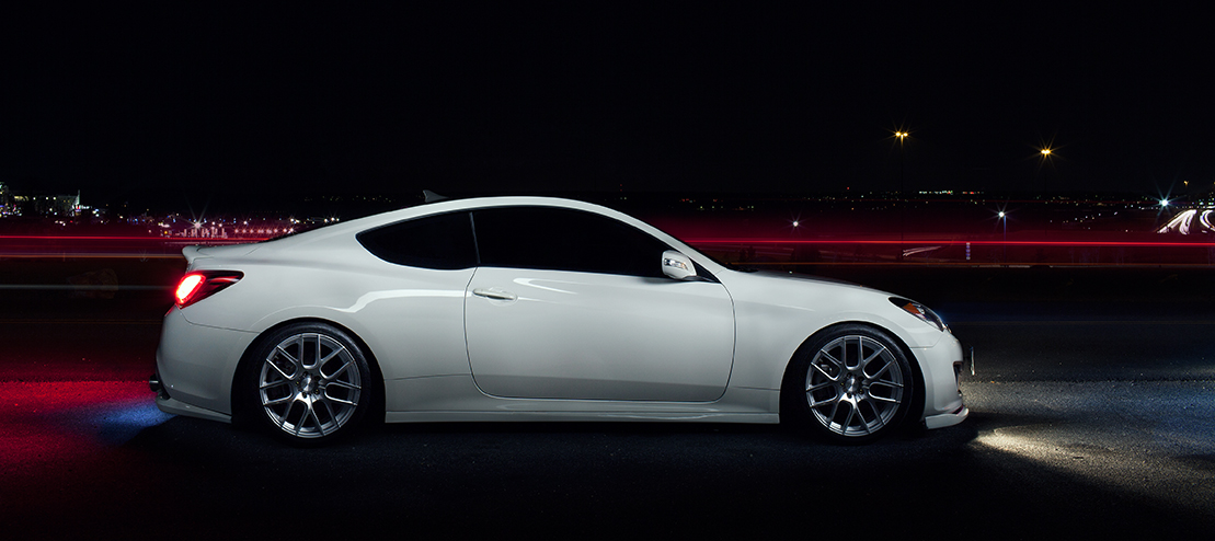 GenCoupe with SC7 Wheels