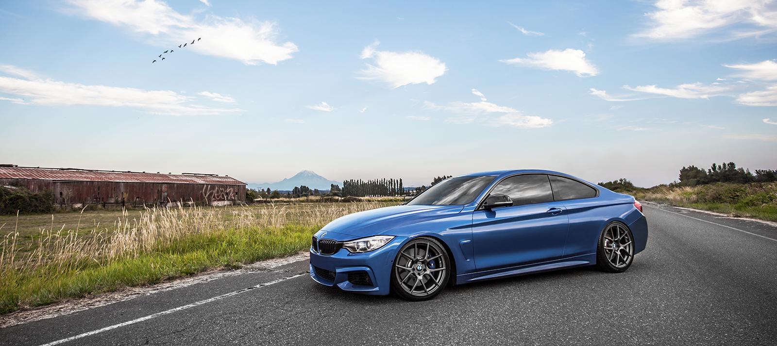 BMW E92 Forgestar F14 SDC